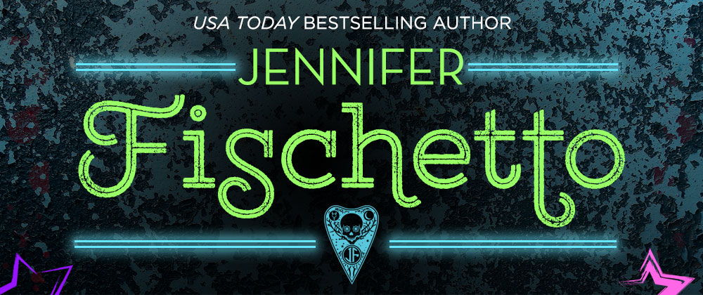 Jennifer Fischetto | USA Today Bestselling Author