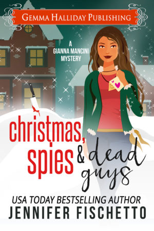 Christmas, Spies and Dead Guys Cover Art