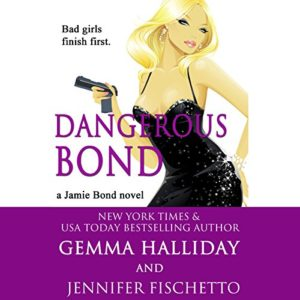 Dangerous Bond Audio Cover