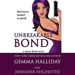 Unbreakable Bond Audio Cover